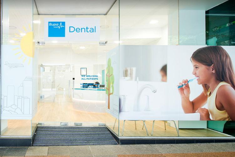 Bupa Dental Brisbane