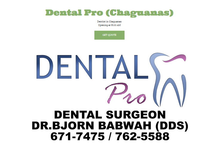Dental Pro (Chaguanas)